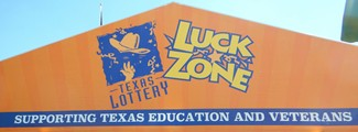 Lottery Texas Tent