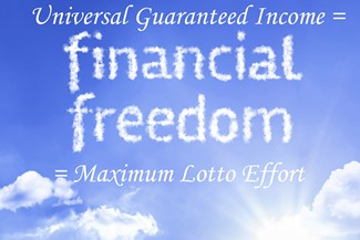 Universal Guaranteed Income UGI