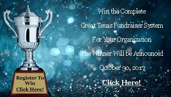 Register To Win Great Texas Fundraiser