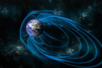 Van Allen Belt Magnetic Field