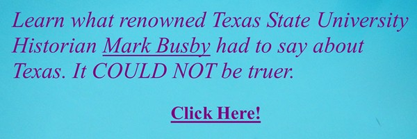 Texas State University Mark Busby