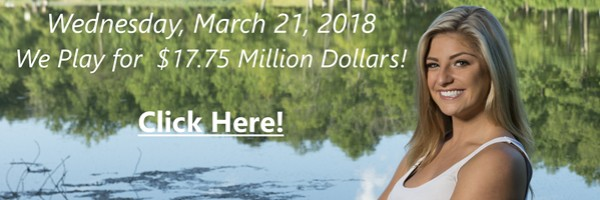Win the Lotto On March 21, 2018
